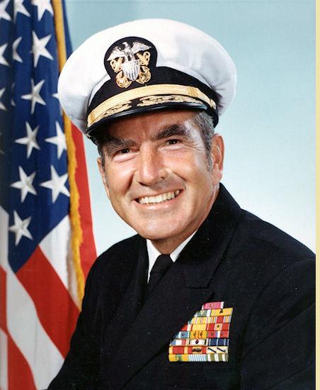 Admiral 'Bud' Zumwalt
